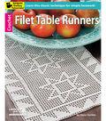 Filet Table Runners Crochet Book