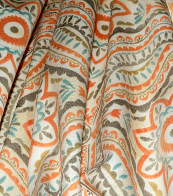Kelly Ripa Home Upholstery Fabric 54''-Nectar Blissfulness