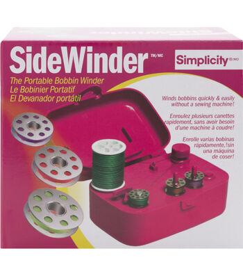Simplicity® Sidewinder Portable Bobbin Winder
