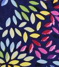 Bottomweights Stretch Twill Fabric 57\u0027\u0027-Multi Color Leaves
