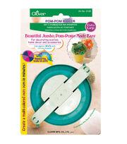 """Clover Pom-Pom Maker Extra Large-1/Pkg 4-1/2"""", , hi-res"""