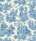 Home Decor 8\u0022x8\u0022 Swatch Fabric-Waverly Charmed Life Cornflower