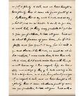 Inkadinkado Letter Wood Mounted Stamp