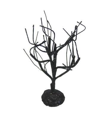 Maker's Halloween Littles Small Spooky Tree-Black