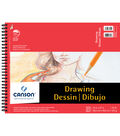 Canson 14\u0027\u0027x17\u0027\u0027 30 Sheets Foundations Drawing Pad