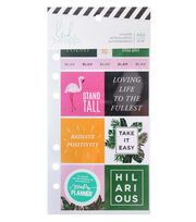 Heidi Swapp® Fresh Start Planner Dividers-Tropical, , hi-res