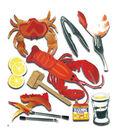 Jolee\u0027s Boutique Dimensional Sticker-Crustacean