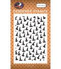 Carta Bella Stamp 4\u0022X6\u0022-Sorting Hats