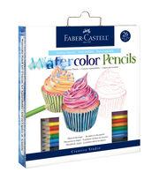 Creative Studio Getting Started Art Kit-Watercolor Pencil, , hi-res