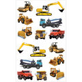 Mrs. Grossman\u0027s Stickers Tractors & Trucks