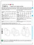 Vogue Patterns Misses Top-V8854