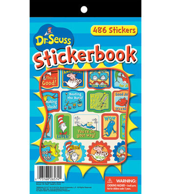 Dr. Seuss™ Sticker Book