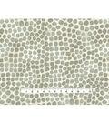 Genevieve Gorder Multi-Purpose Decor Fabric 54\u0027\u0027-Steam Puffy Dotty