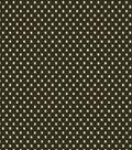 Waverly Upholstery Fabric 54\u0022-Prussian Dot Onyx