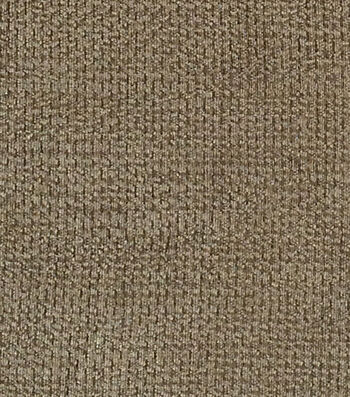 """Signature Series Solid Chenille Fabric 54""""-Olive"""
