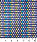 Soft N Comfy Fabric 57\u0022-Kaleidoscope Pin Dots