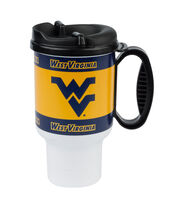 West Virginia University Mountaineers 20oz Travel Mug, , hi-res