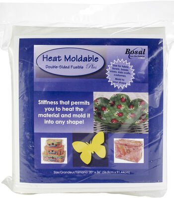 Heat Moldable Stabilizer Double-Sided Fusible 20X36