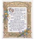 Bucilla Counted Cross Stitch Kit Lord\u0027s Prayer