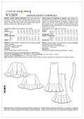 Mccall Pattern V1269 Aa (6-8-10-Vogue Pattern