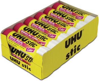 Uhu Stic Color Glue Stick 12pc