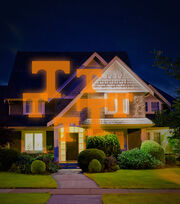 University of Tennessee Volunteers Team Pride Light, , hi-res
