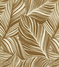 Home Decor 8\u0022x8\u0022 Fabric Swatch-Tommy Bahama Fantasy Foilage Nutmeg