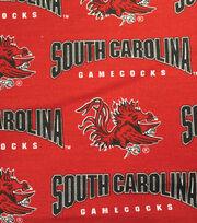 "University of South Carolina Cocky Canvas Fabric 58""-Logo, , hi-res"