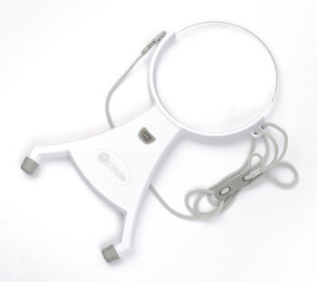 Led Handsfree Magnifier
