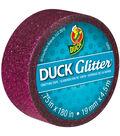 ShurTech 0.75\u0022x15yds Mini Glitter Duck Tape