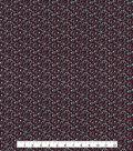 Patriotic Cotton Fabric 45\u0022-Mini Tossed Stars