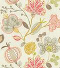 Upholstery Fabric 54\u0022-Majestic Tigerlily
