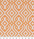 Home Essentials Print Fabric 45\u0022-Orange Clezar Panorama