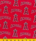 Los Angeles Angels Cotton Fabric 58\u0027\u0027-Tossed Print
