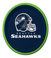 Seattle Seahawks Luncheon Plates, , hi-res