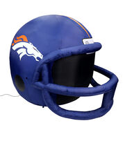 Denver Broncos Inflatable Helmet, , hi-res