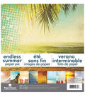 Endless Summer 12x12 Paper Pad