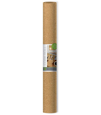 "U Brands 24""X48"" Hobby Cork Roll"
