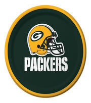 Green Bay Packers Luncheon Plates, , hi-res