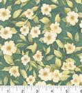 Susan Winget Premium Cotton Fabric 44\u0022-Dogwoods