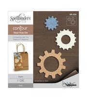 Spellbinders® Contour Steel Rule Die-Gears, , hi-res