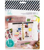 Heidi Swapp® Fresh Start Photo Sticker Sheets-Personal, , hi-res