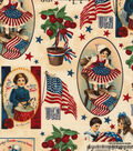 Patriotic Fabric-American Dreamers