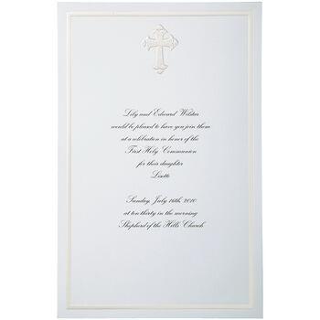 Wilton® 12ct Faith Invitation Kit
