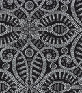 Waverly® Multi-Purpose Decor Fabric 55\u0022-Belle Of The Ball/Licorice