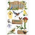 Birds -3d Stickers