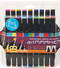 Pro Art Graphic Markers 18 Pack