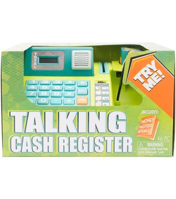 Brainy Bucks Talking Cash Register