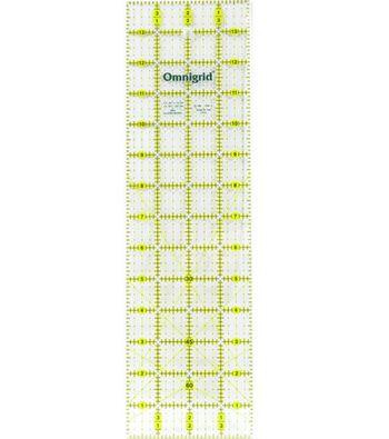 """Omnigrid Quilter's Ruler 4""""X14"""""""