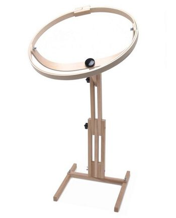 "Quilter's Hoop ""Wonder"" Stand"
